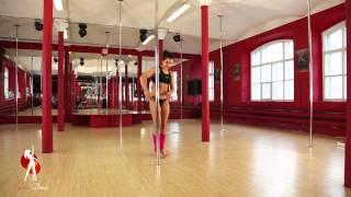 Видеоуроки Школы танцев Exotic Dance. Урок 21: Ведьма-Крыло