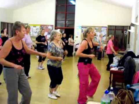 Zumba Exercise Class – Instructor: Charlotte Macari
