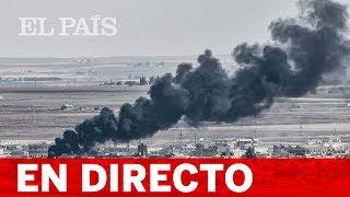 DIRECTO: SIRIA   El avance de las tropas TURCAS