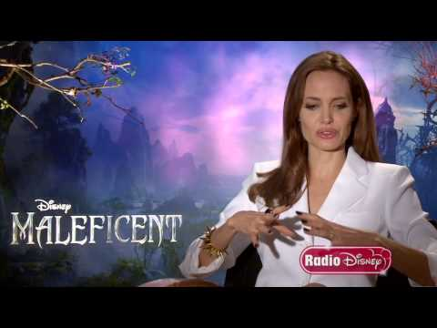 Maleficent Interviews   Radio Disney Insider   Radio Disney
