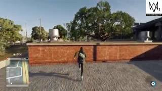 Watchdogs 2 parkour part 2