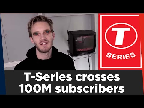 T-Series Reacts On Crossing 100mn Subscribers on