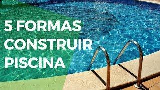5 FORMAS DE CONSTRUIR SUA PISCINA EM CASA | MARCELO AKIRA | 131 de 500