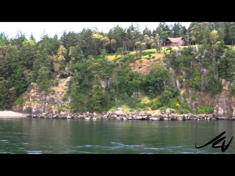West Coast Beauty of Active Pass by Vancouver Island -  British Columbia -  YouTube