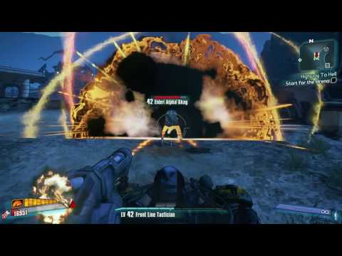 5 Minutes of Gameplay: Borderlands: The Handsome Collection |
