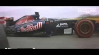 Formula One Amazing Camera Angles