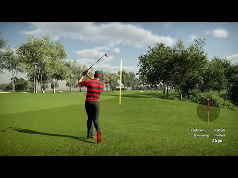 The Golf Club 2 (PS4 Pro):PGAS - Farmers Insurance Open Vs Pros - Torrey Pines South -