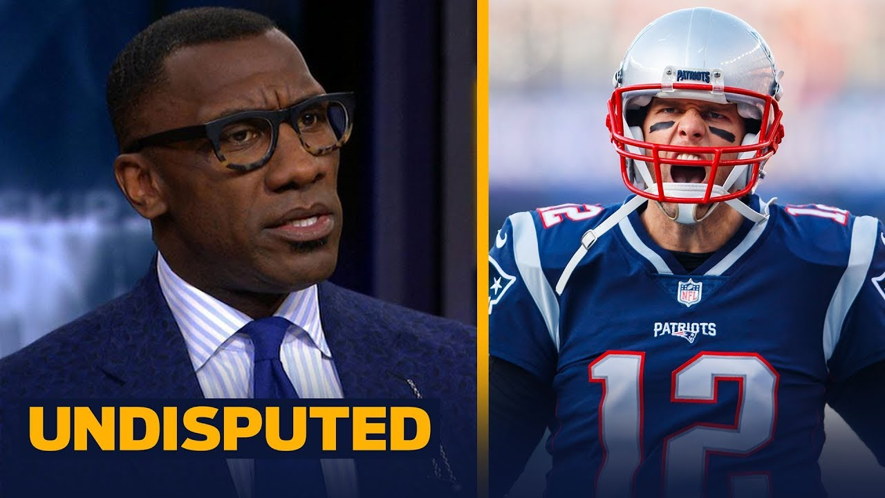 Skip and Shannon on Tom Brady seeking new contract from Patriots before  2018 season   UNDISPUTED