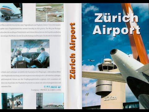 Zürich Airport Dokumentarfilm 1992 (Swissair)