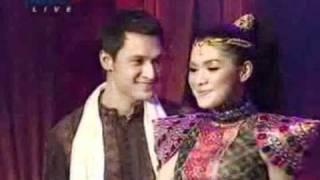 Indra L Brugman & Vicky Shu - Pandangan Pertama Mp3