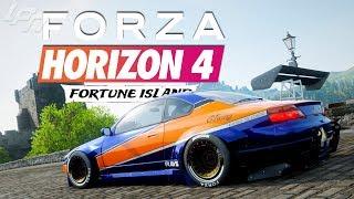 Der letzte Schatz! - FORZA HORIZON 4 FORTUNE ISLAND Part 14 | Lets Play