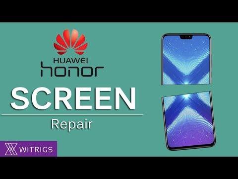 Huawei Honor 8X Screen Repair Guide