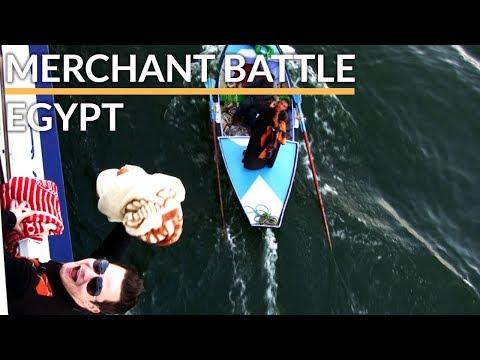 Egypt - Nile River - The Merchant Battle