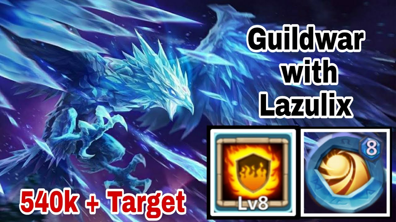 Guildwar | Lazulix in action | Head to head | 420_united