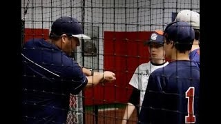 Diamond Club Baseball | Hitting: Mirror Work