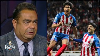 'CHIVAS tenía la fiesta puesta para ganar, no tuvo rival', Ángel García Toraño | Futbol Picante