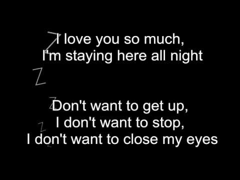 K.Flay - Can't Sleep (Lyrics Video)