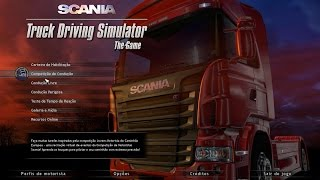 DG Play - Ep1 [Piloto] - Scania Truck Driving Simulator (2012) PC