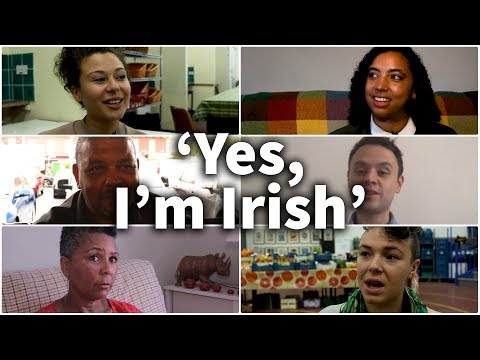 'Yes, I'm Irish': A series exploring the experience of mixed race Irish people