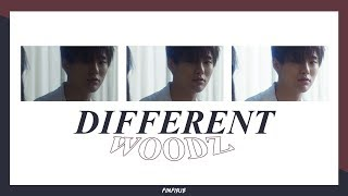 Cover images THAISUB — DIFFERENT - WOODZ | 조승연 #พิมพ์พิซับ