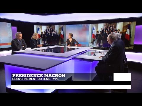 Présidence Macon : un gouvernement du 3ème type