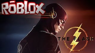 Speed = Power    Roblox CW: The Flash