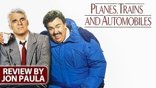 Planes, Trains And Automobiles -- Movie Review #JPMN