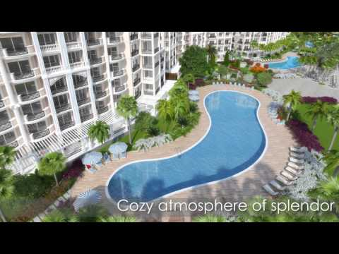 Luxury residential complex in Cyprus. Renaissance Residence.