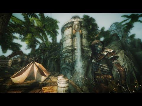 Skyrim - Moonpath To Elsweyr trailer   60FPS