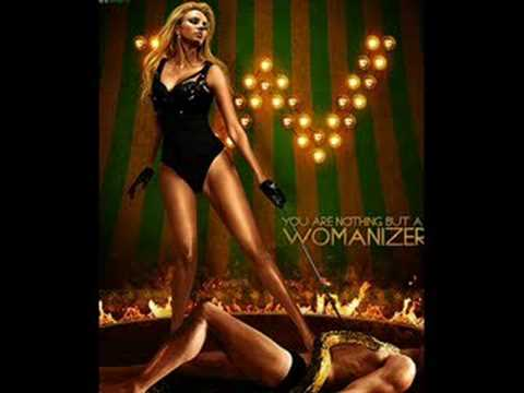 BRITNEY SPEARS WOMANIZER FULL NEW SONG HQ! COMPLETA