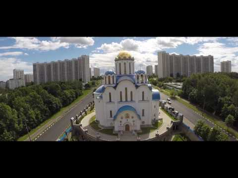 Видео-презентация храма Покрова Пресвятой Богородицы в Ясеневе
