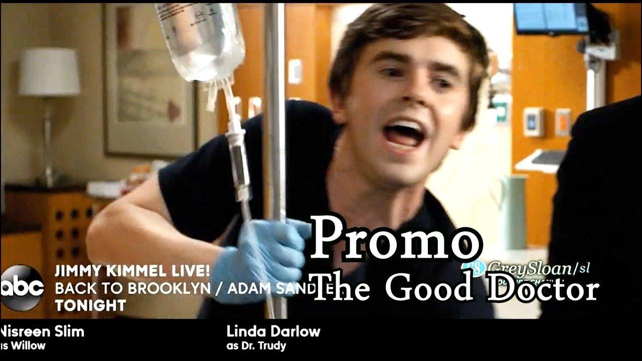 The Good Doctor 2x05 Promo Carrots Season 2 Episode 5 Youtube