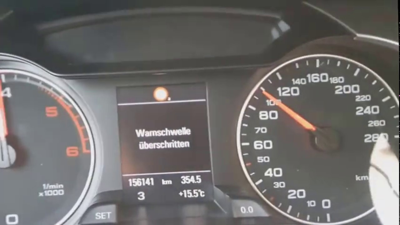 Audi A4 B8 2 0 Tdi 190 Ps 0 100 Chiptuning Platinum Wroclaw Youtube