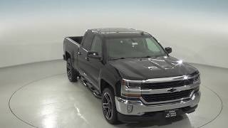 182184 - New, 2018, Chevrolet Silverado, 1500, LT, 4WD, Black, Test Drive, Review, For Sale -