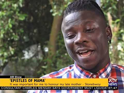 Exclusive With Stonebwoy – AM Show on JoyNews (26-12-18)