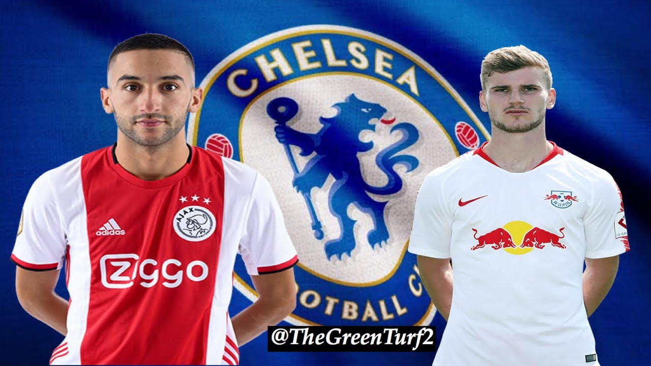 WHAT CHELSEA FANS CAN EXPECT FROM HAKIM ZIYECH & TIMO WERNER IN THE EPL?