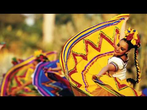 Happy Mexican Traditional Music: MEXICAN PARTY Mariachi, Guitar, Trumpet