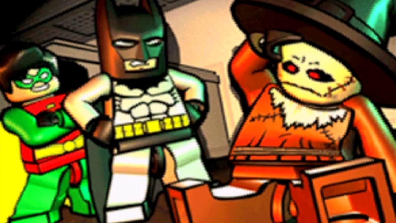 LEGO Batman: The Videogame (DS) - Part 11 - The Art ...