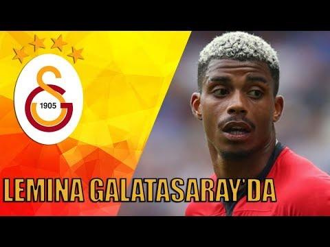 Lemina Resmen Galatasaray'da / A Spor / Sabah Sporu / 02.09.2019