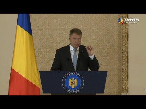 Iohannis: Pentru ca un politician să fie credibil, trebuie să fie integru