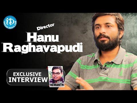 Hanu Raghavapudi Exclusive Interview    Talking Movies With iDream #99