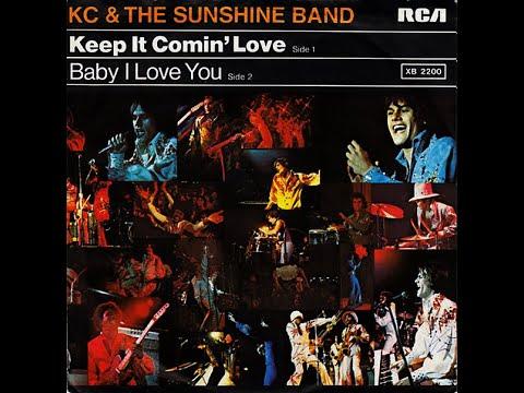 KC & The Sunshine Band ~ Keep It Comin' Love 1977 Disco Purrfection Version