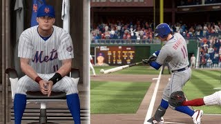 MY DEBUT FOR THE NEW YORK METS! MLB THE SHOW 17