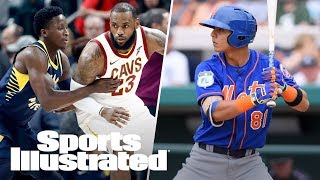 Cleveland Cavs Shocked By Pacers, NY Mets Best Team In NL East?   SI NOW   Sports Illustrated thumbnail