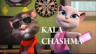 Talking Tom Kala Chasma And Dance Pe Booty Version