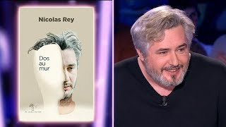 Nicolas Rey - On n'est pas couché 17 mars 2018 #ONPC