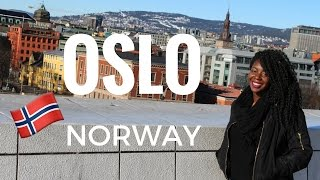 I WENT TO NORWAY! ♡⎟TRAVEL SERIES