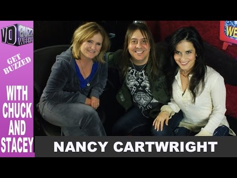 Voice of Bart Simpson, Nancy Cartwright on VO Buzz Weekly  EP7