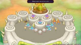Best day of my life in My Singing Monsters
