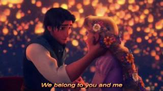 Michael Buble & Kelly Rowland - How Deep Is Your Love (Lyrics).mp4
